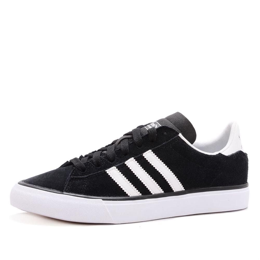 Adidas Campus Vulc zwarte sneakers