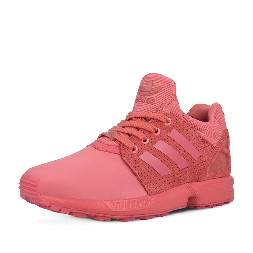 Image of Adidas zx flux roze dames sneakers