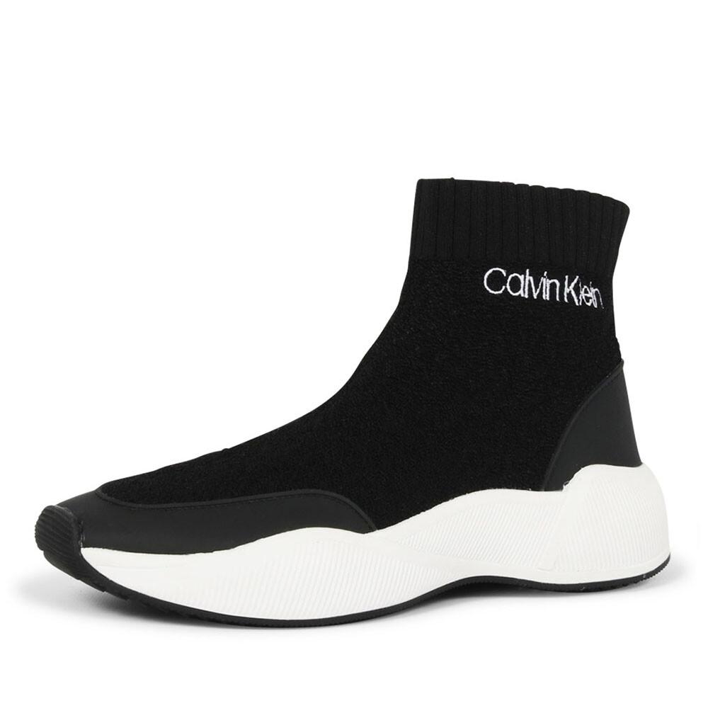 Calvin Klein babele sock sneakers zwart