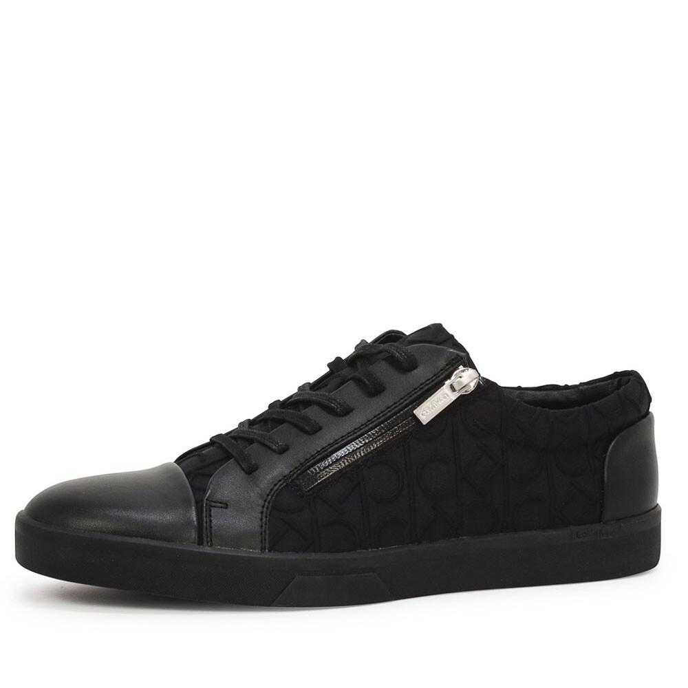 Calvin Klein Ibrahim zwarte sneakers
