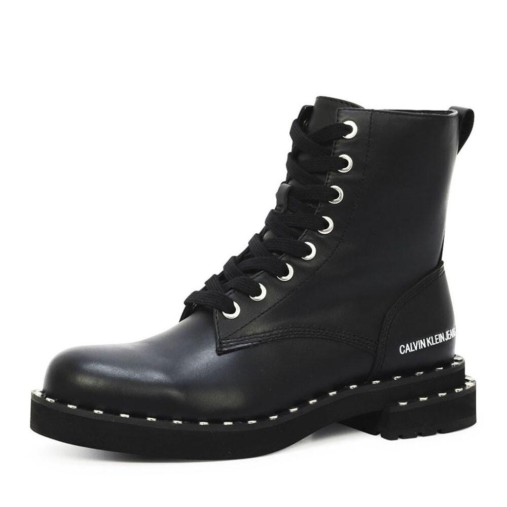 Calvin Klein nannie boots zwart