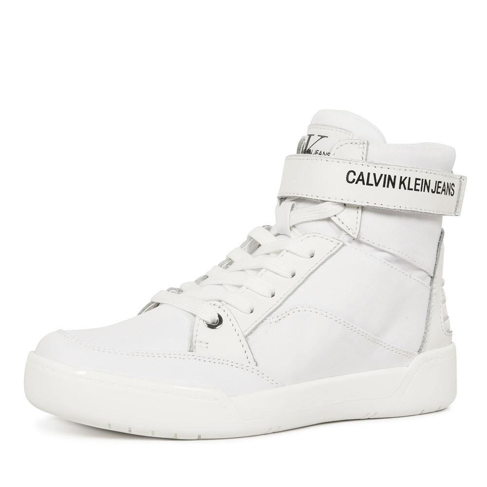 Calvin Klein nelda  sneaker wit