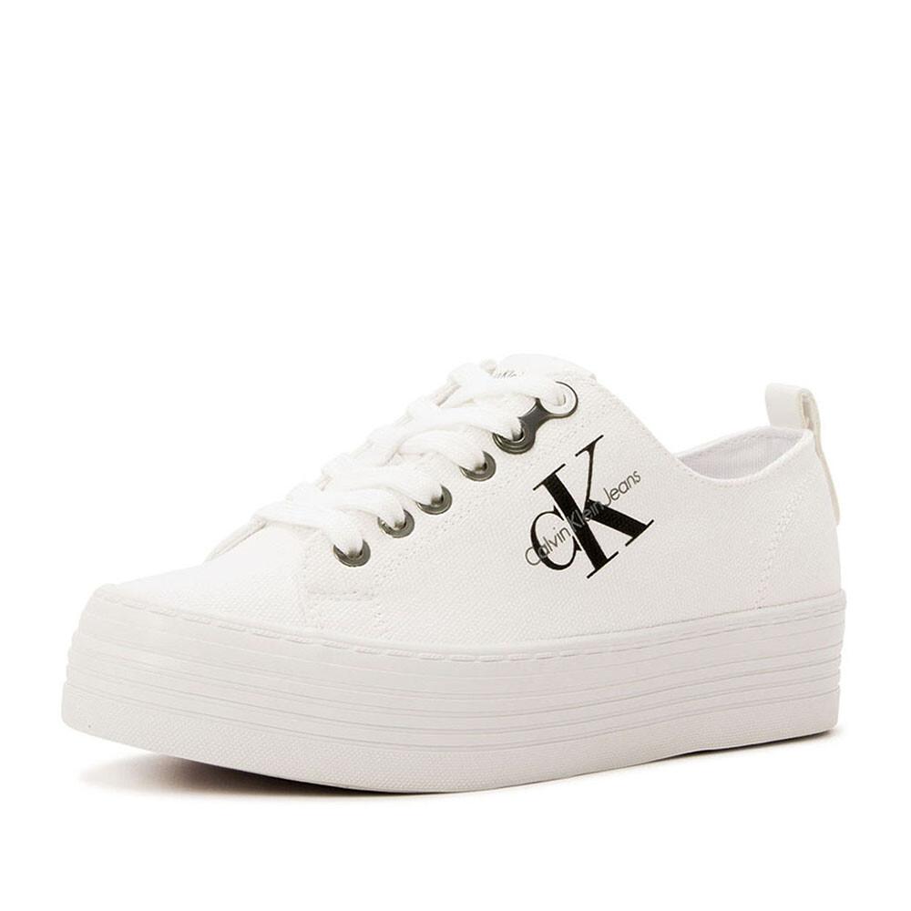 Calvin Klein zolah witte sneaker