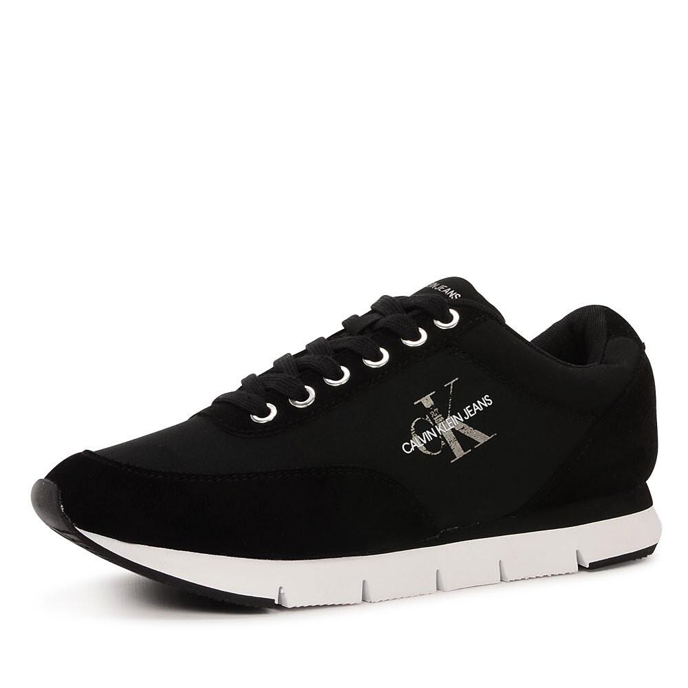 Calvin Klein tabata dames sneaker zwart