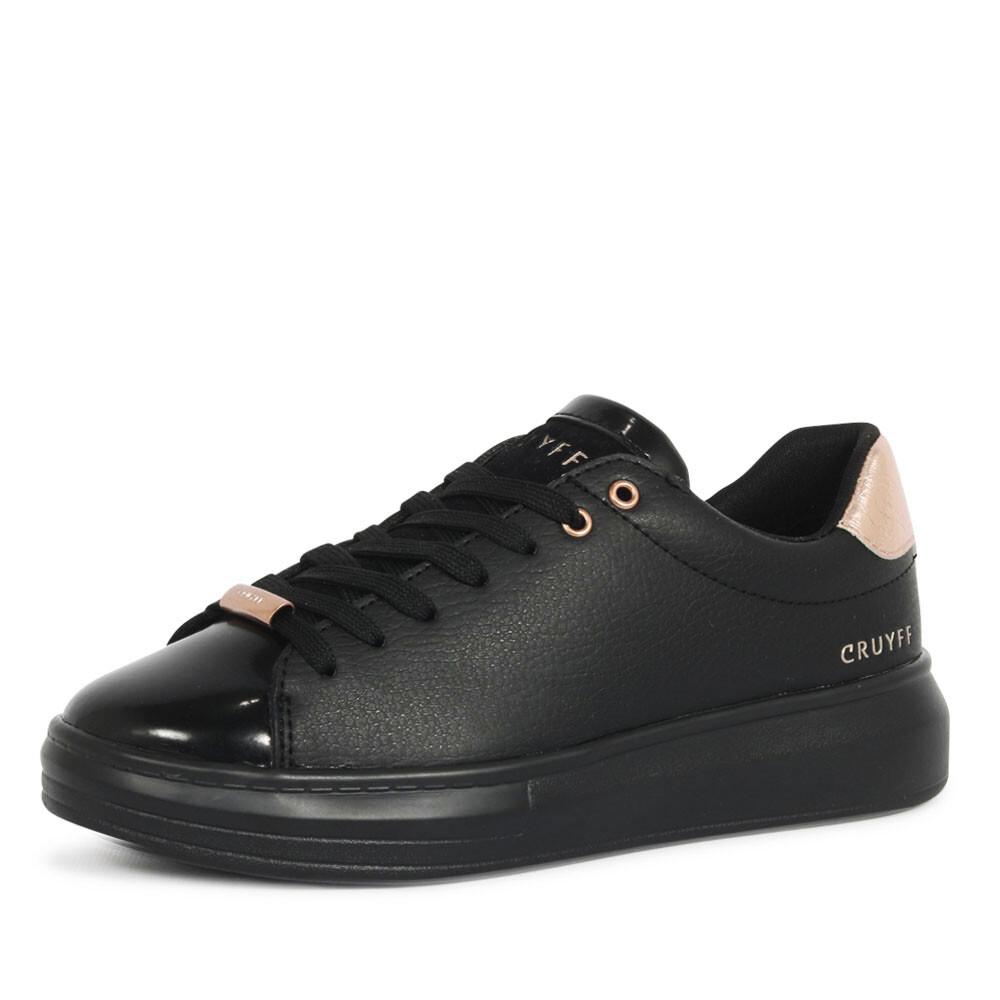 Cruyff pure zwarte dames sneaker