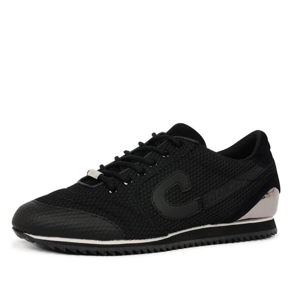 Image of Cruyff ripple zwarte heren sneaker