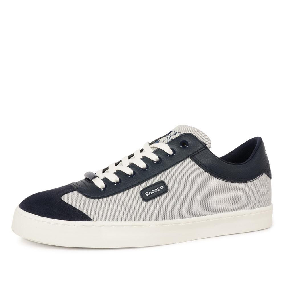 Cruyff santi blauwe schoen