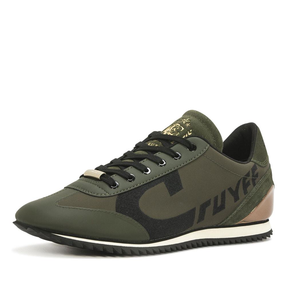 Cruyff ultra heren sneaker groen