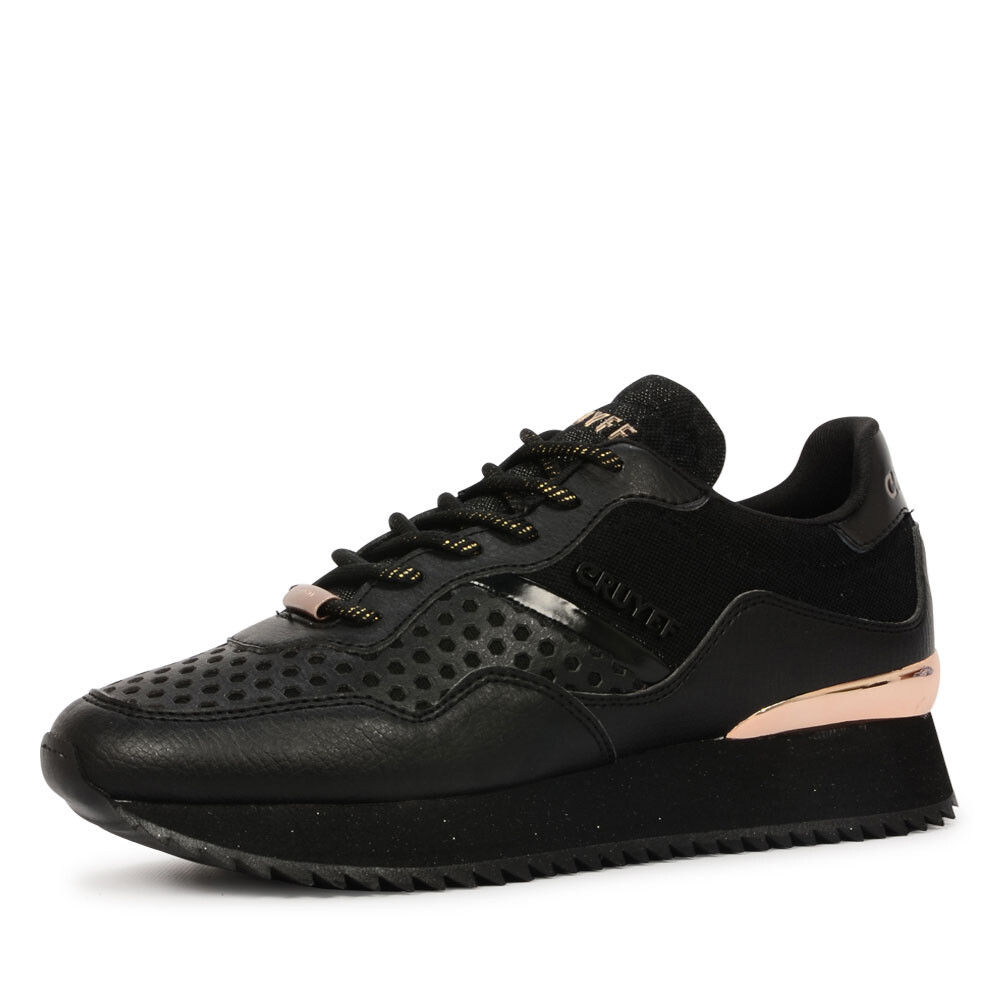 Cruyff wave  sneaker zwart