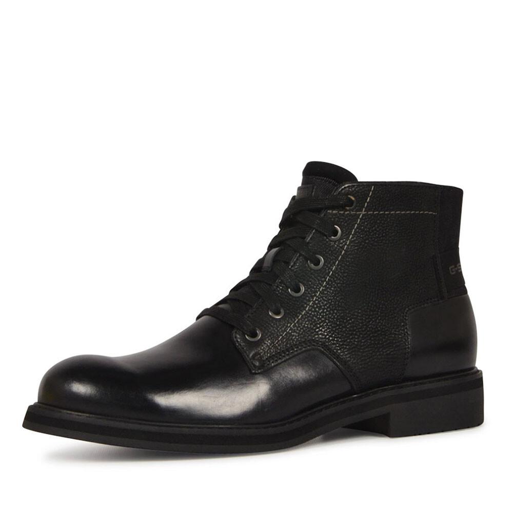 G-Star garber derby boots zwart