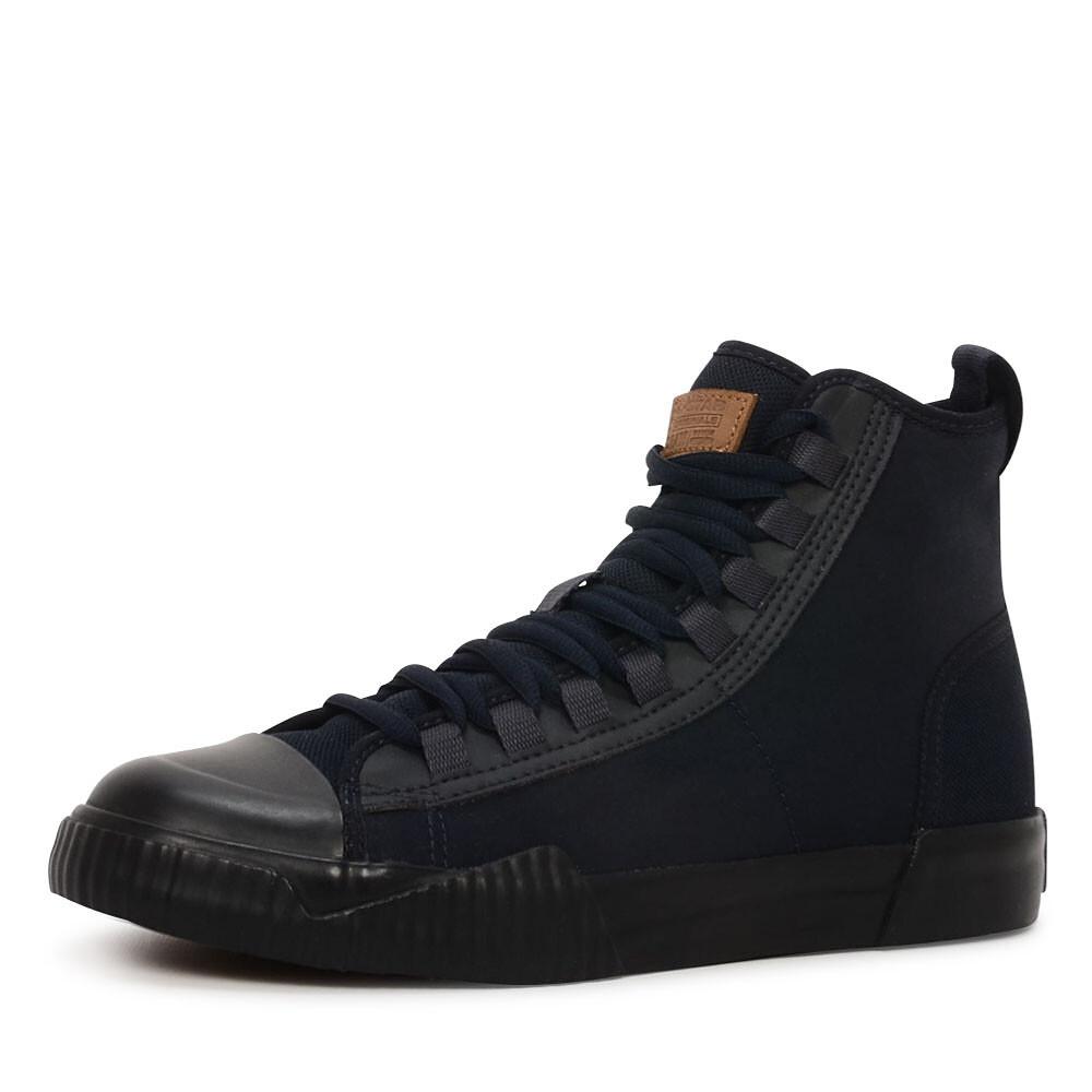 G-Star rackam scuba mid sneaker blauw