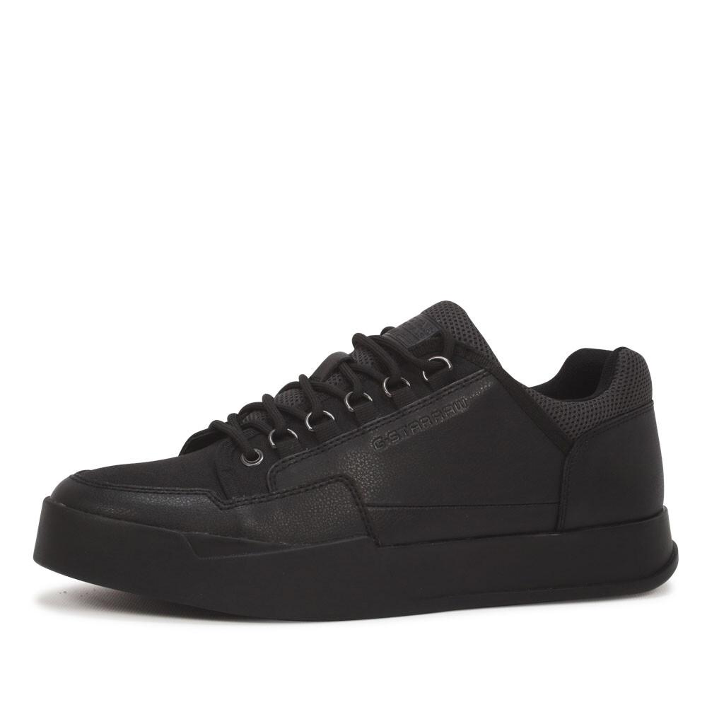 G-Star rackam vodan low sneaker zwart