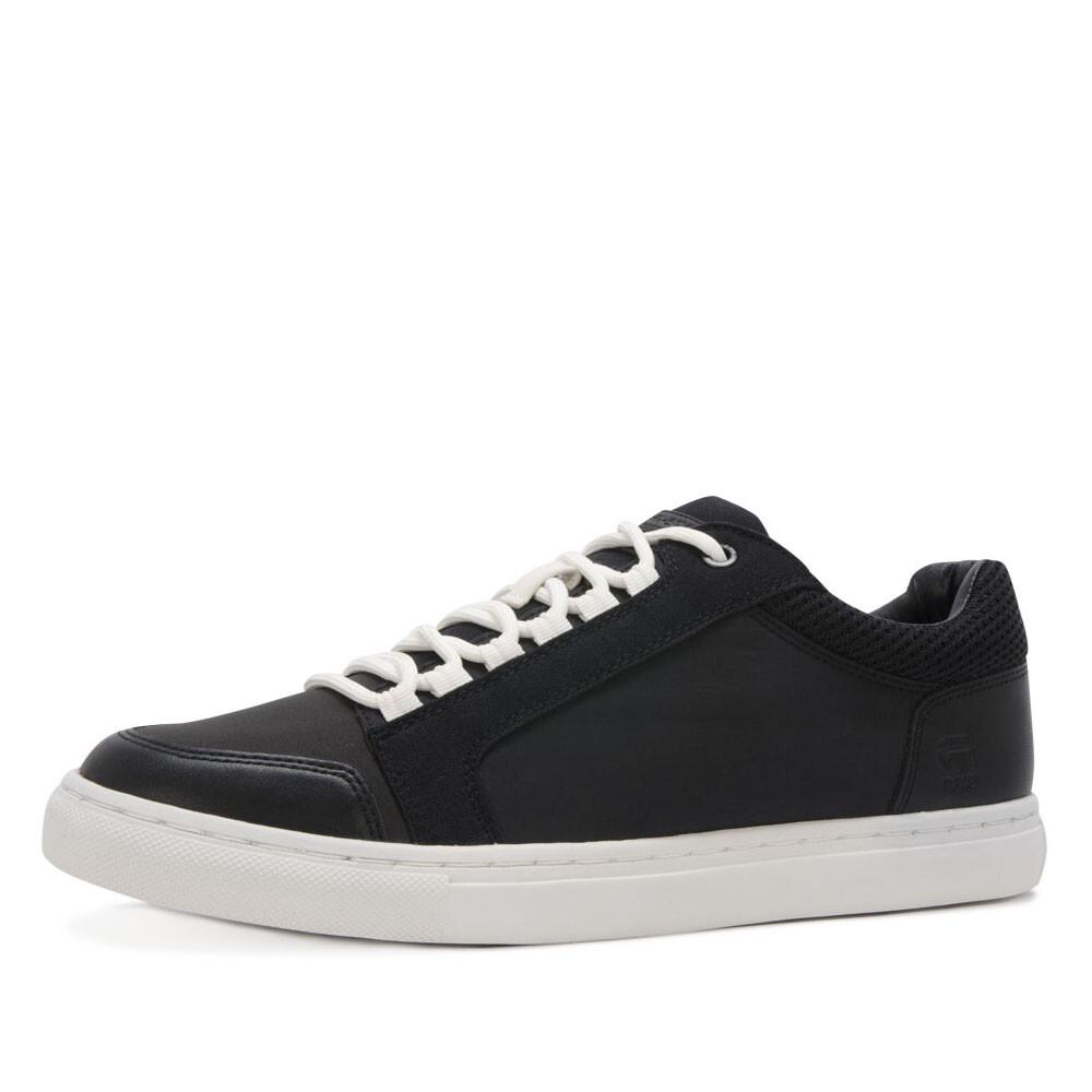 G-Star zlov cargo black white sneaker