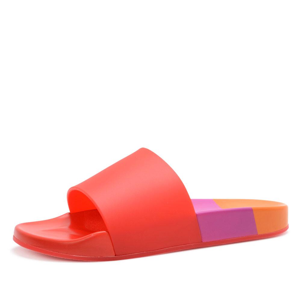 Katy Perry gekleurde badslippers