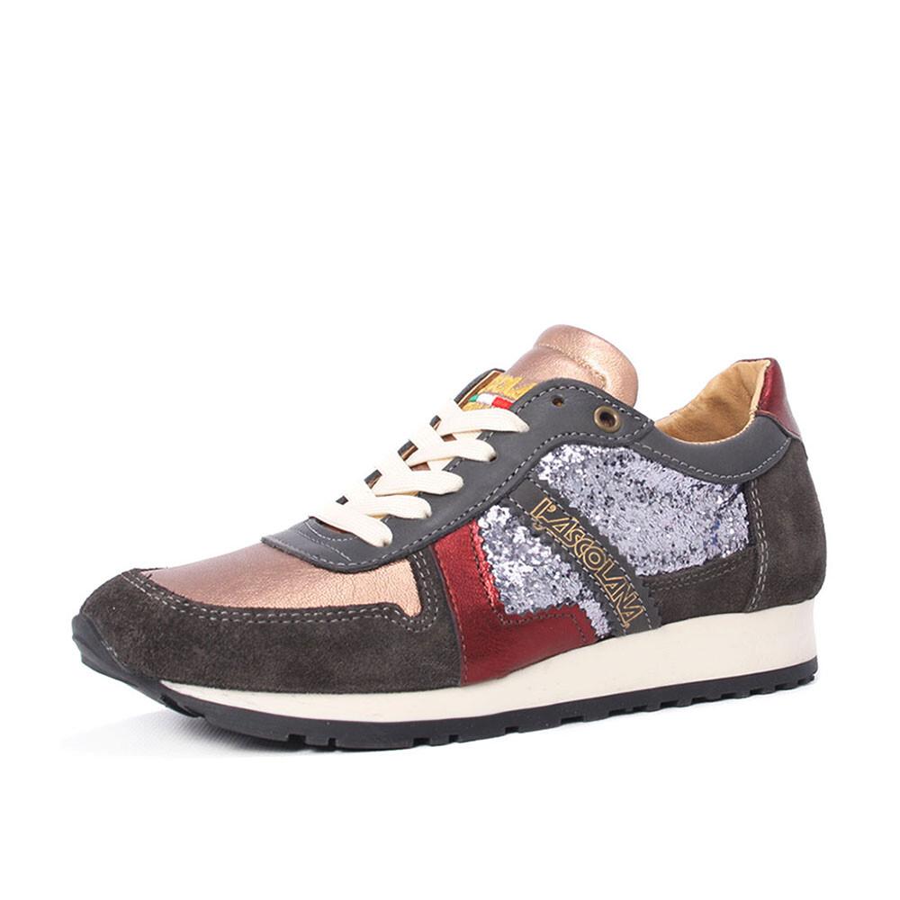 L'Ascolana monrose grijze sneakers