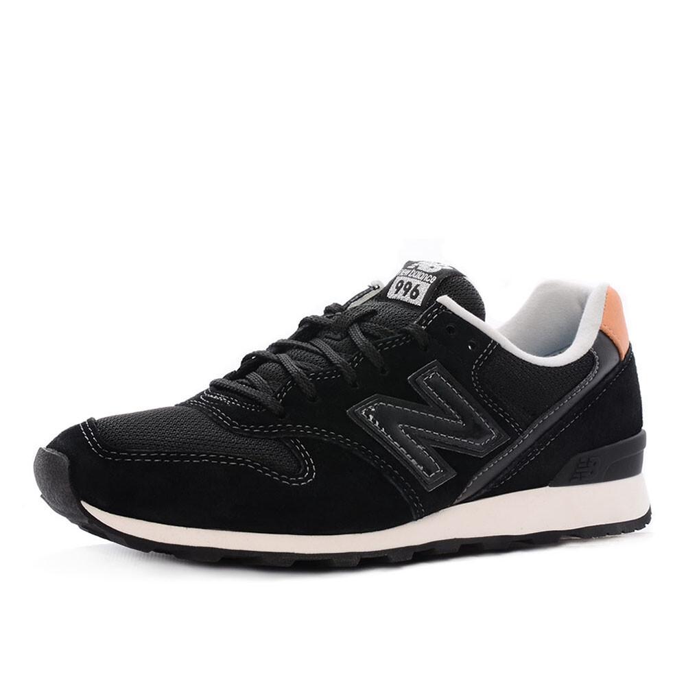 New Balance 996 zwarte dames sneaker