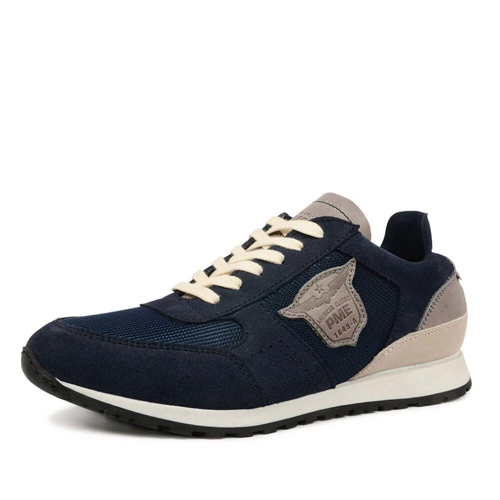 PME Legend barge sneaker blauw