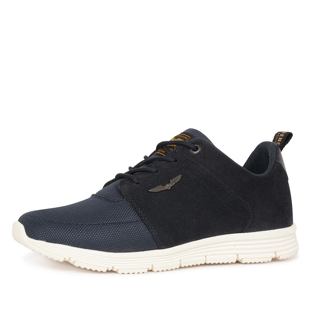 PME Legend mason sneaker blauw