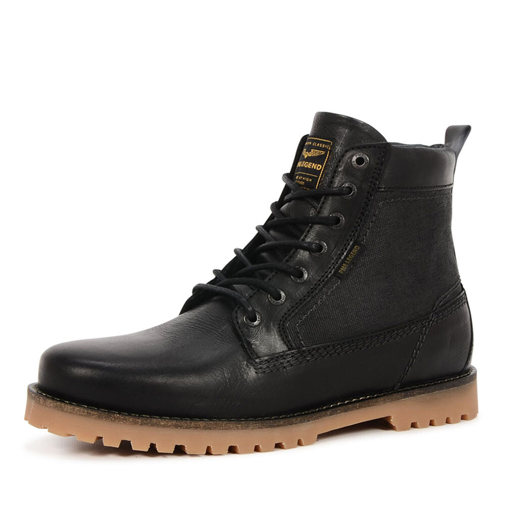 PME Legend pacific veterboots zwart
