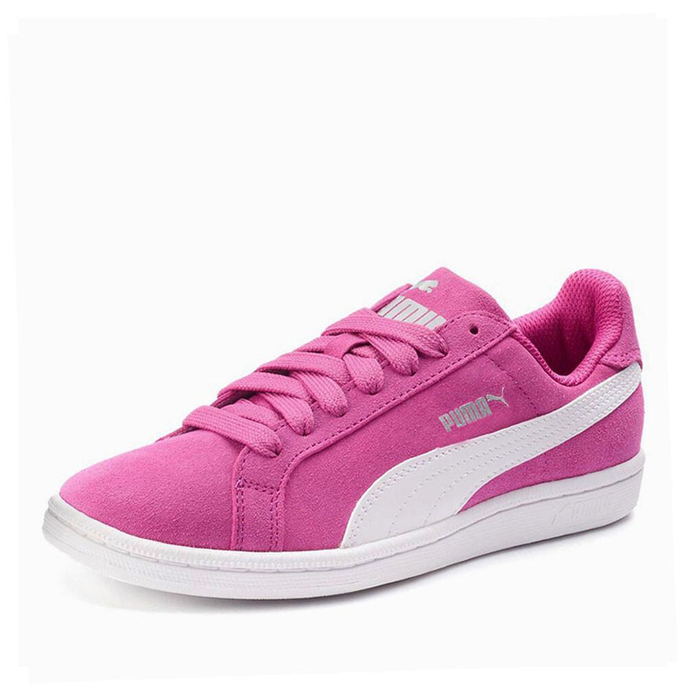 Puma smash fun sneaker roze