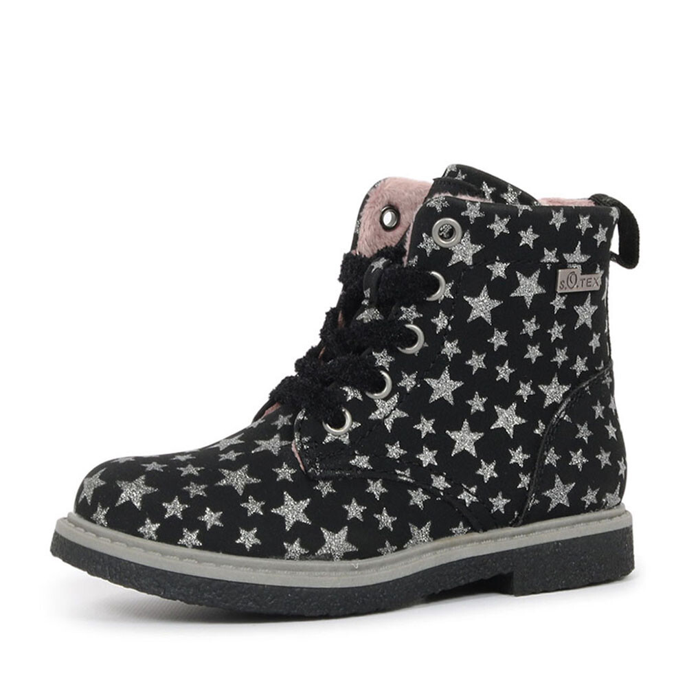 s Oliver meisjesschoen met sterren