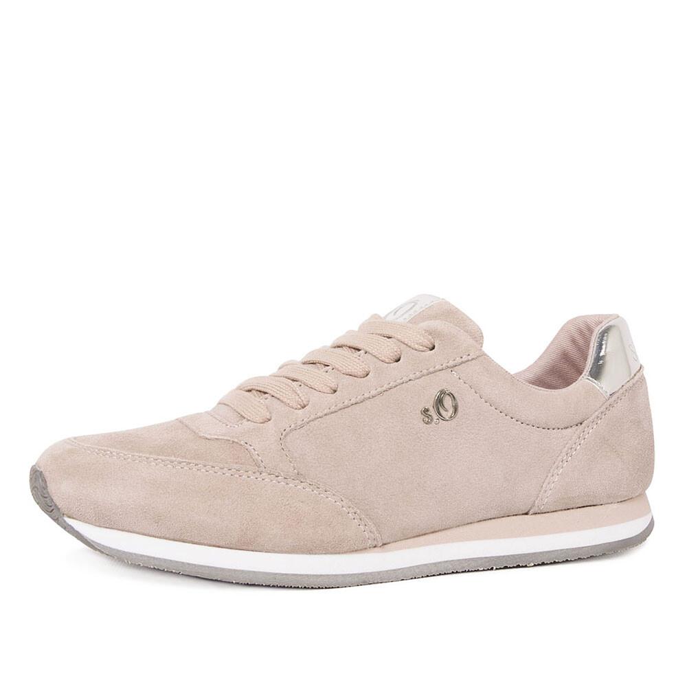 s.Oliver 23630 sneakers van suède