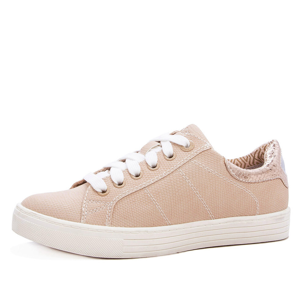 s.Oliver roze dames sneakers