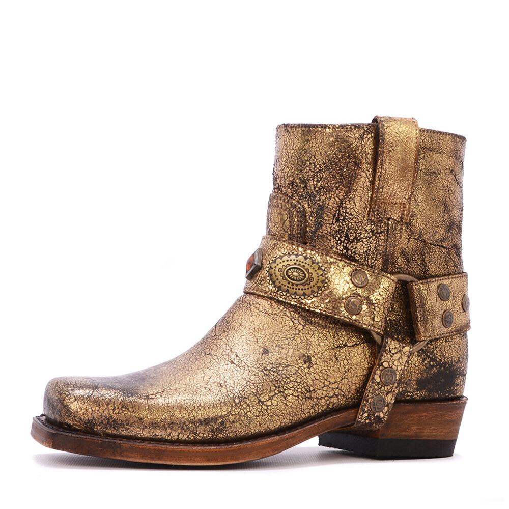Sendra pete boots goud 2887500500738
