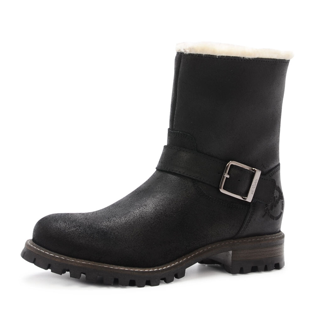 s Oliver 26438 zwarte  boots