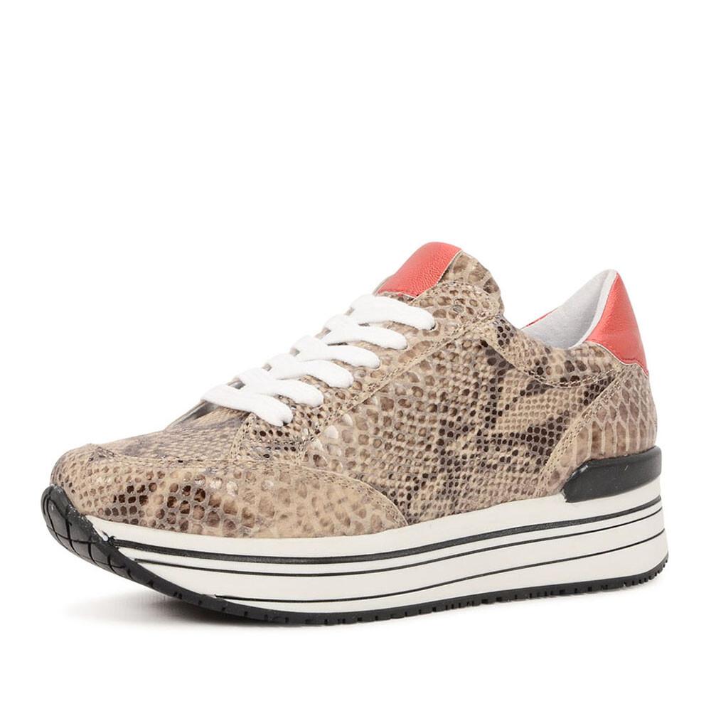 SPM leanimal leopard sneaker