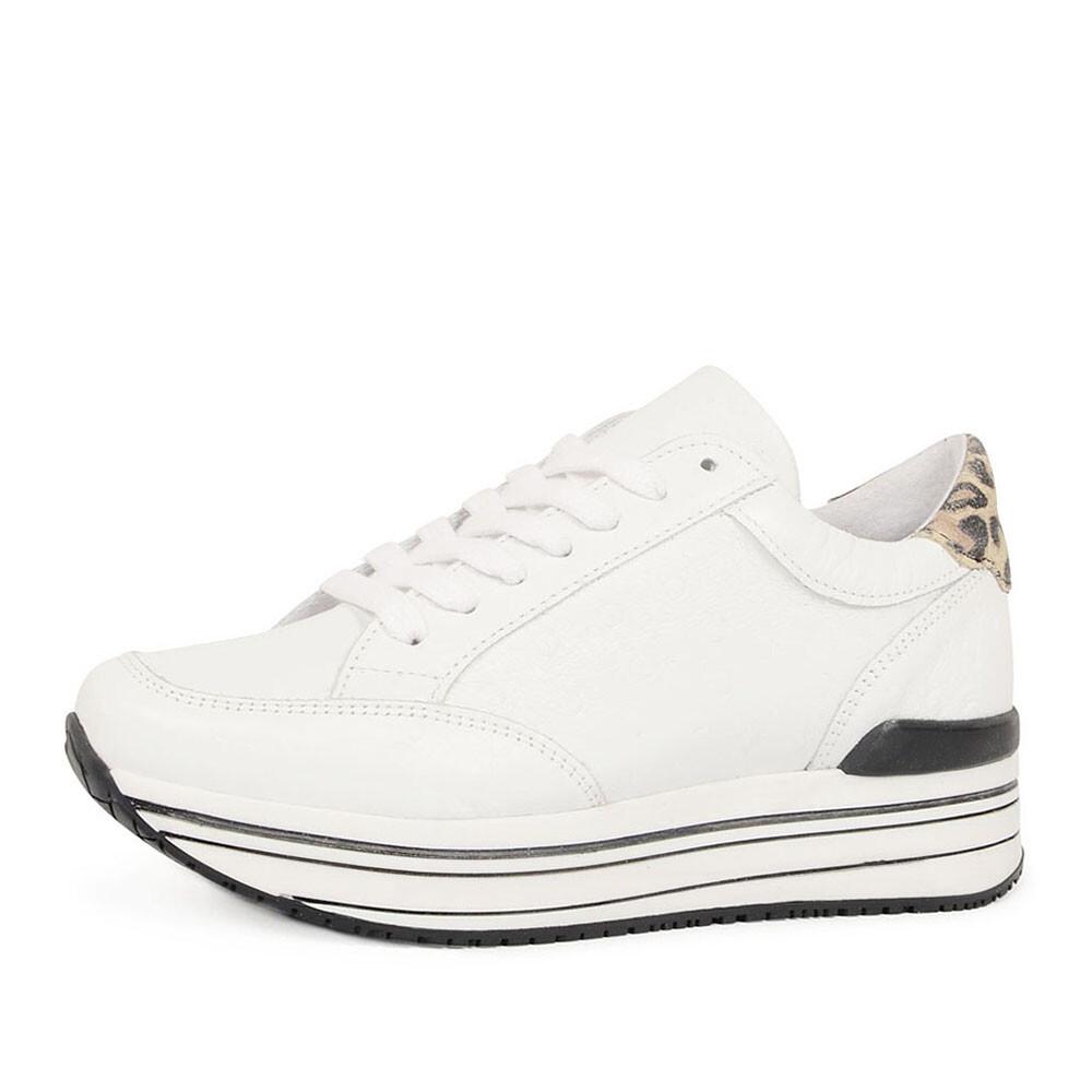 SPM leanrun witte sneaker
