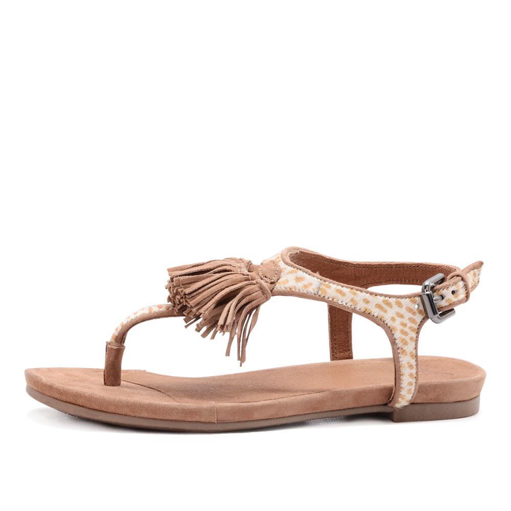 SPM nantes sandaal bruin