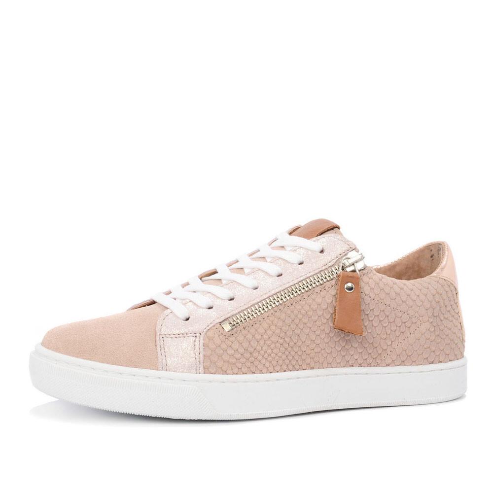 SPM santander roze lage sneakers