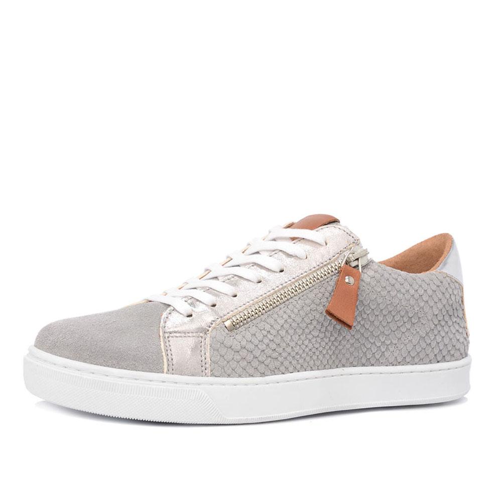 SPM santander grijze lage sneakers