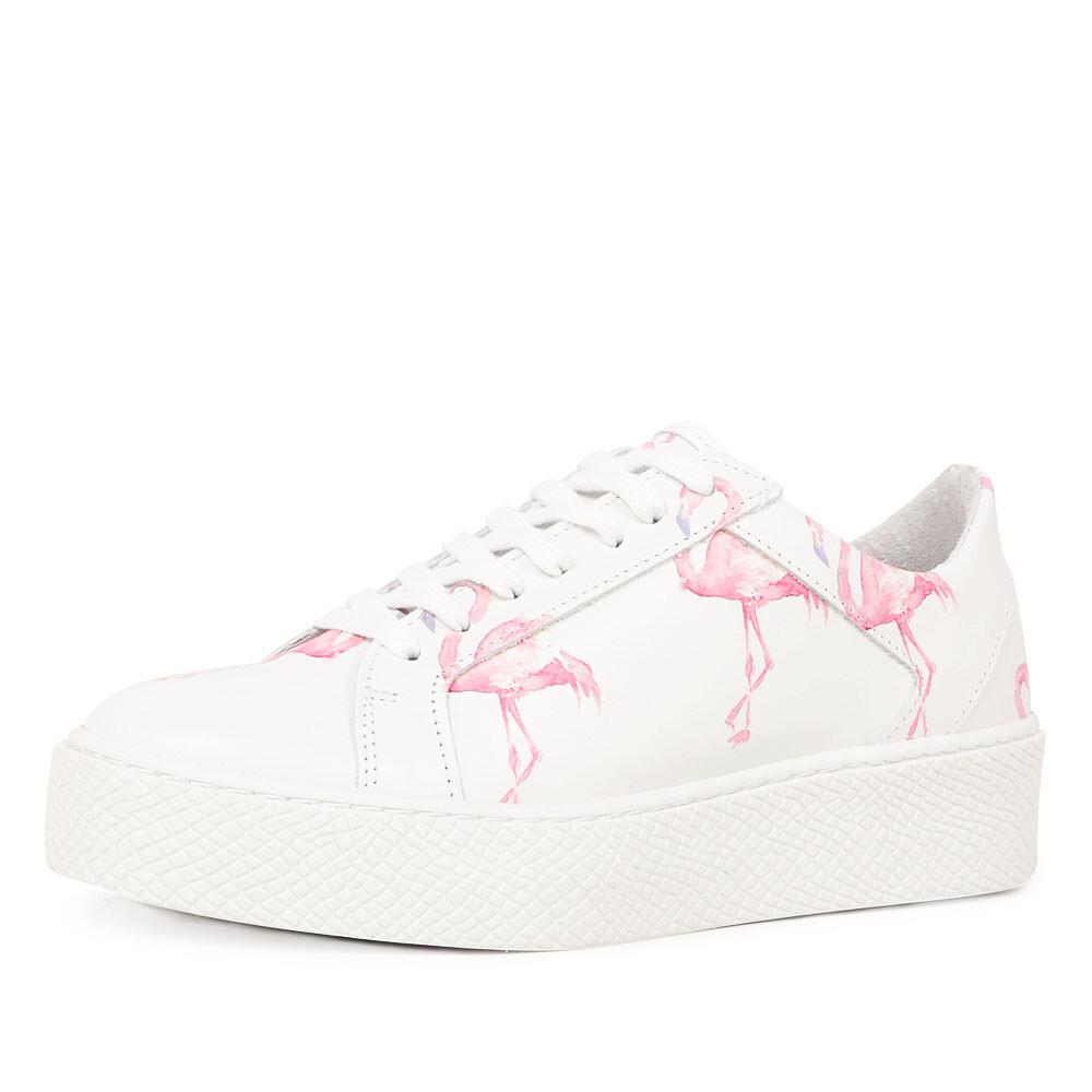 SPM soho flamingo sneaker wit