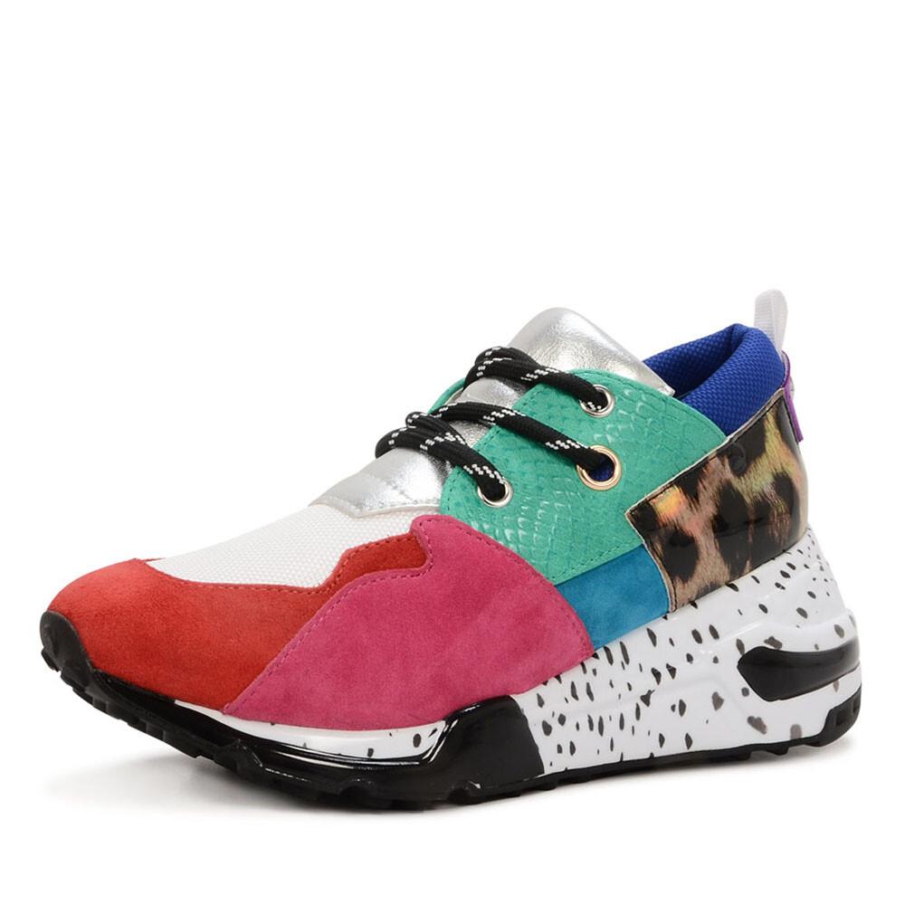 Schoenenwinkel, Steve Madden Cliff multi sneakers