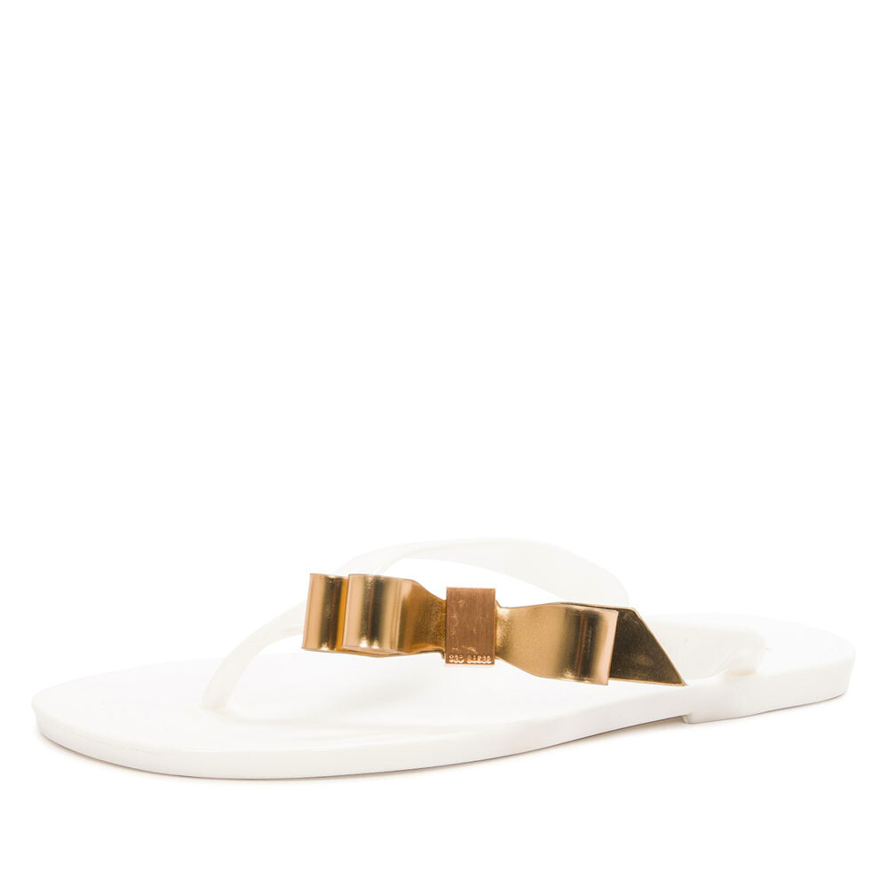 Ted Baker suszie slipper wit